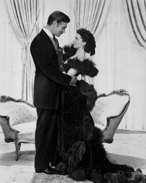 Gone With The Wind Posed in Formal Outfit Portrait by Movie Star News