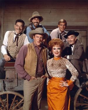 Gunsmoke in Classic Picture by Movie Star News