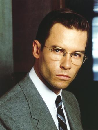 Guy Pearce in Brown Gown Portrait by Movie Star News