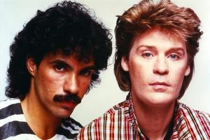 Hall & Oates Close Up Portrait by Movie Star News
