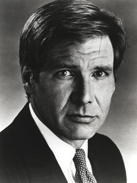 Harrison Ford in a Black Suit with a Necktie by Movie Star News