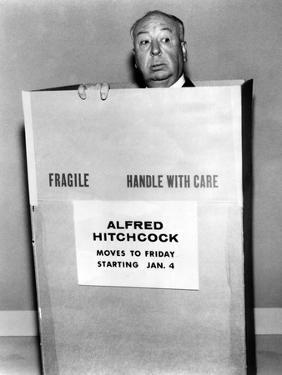 Hitchcock Alfred in a Box by Movie Star News