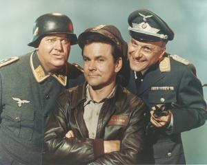 Hogan's Heroes Portrait in Army Uniform by Movie Star News