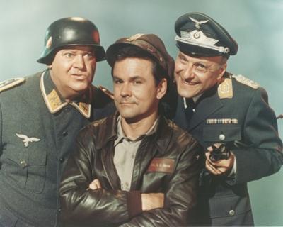 Hogan's Heroes Portrait in Army Uniform