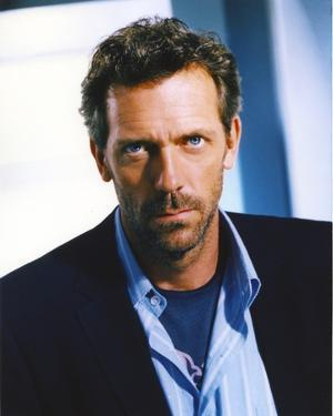 Hugh Laurie in Formal Attire by Movie Star News