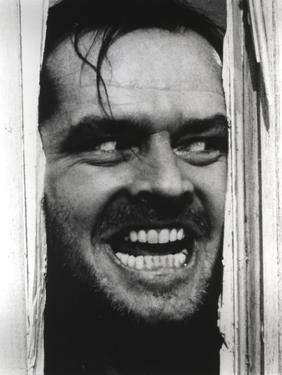 Jack Nicholson in Grin Facial Expression by Movie Star News