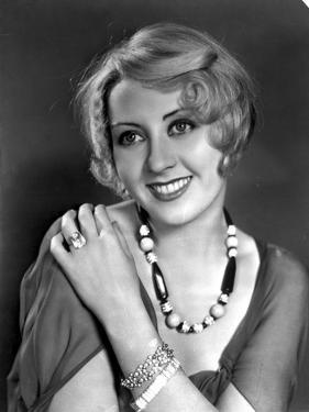 Joan Blondell Portrait by Movie Star News