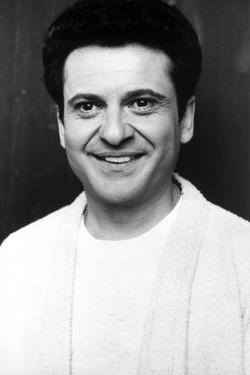 Joe Pesci smiling in White Shirt by Movie Star News