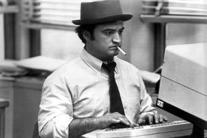 John Belushi in White long sleeve With Hat by Movie Star News