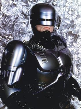 John Burke as Robocop by Movie Star News
