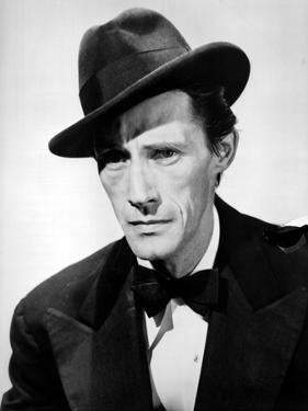 John Carradine in Tuxedo with Hat by Movie Star News