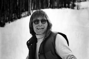 John Denver Posed At Snow by Movie Star News