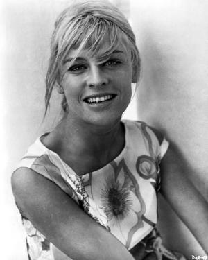 Julie Christie Portrait, smiling and Blonde Hair by Movie Star News