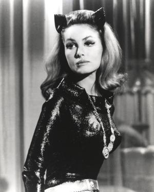 Julie Newmar in Cat Woman Scene by Movie Star News
