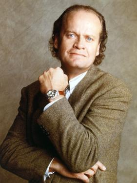 Kelsey Grammer Showing his Watch in Formal Outfit by Movie Star News