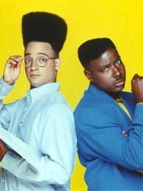 Kid-n-Play Close Up Portrait by Movie Star News