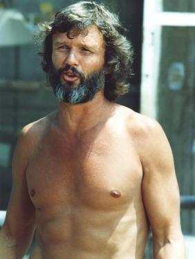Kris Kristofferson Candid Shot by Movie Star News