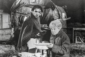 La Strada as Gelsomina and Zampano Scene by Movie Star News
