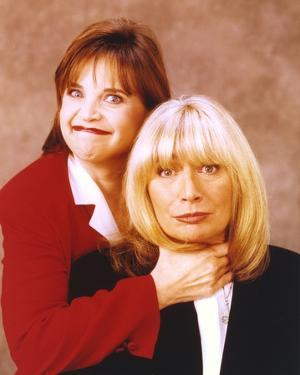 Laverne & Shirley Funny Pose in Portrait by Movie Star News
