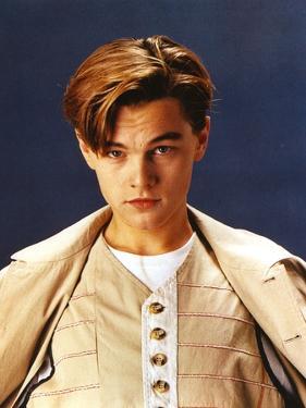 Leonardo Dicaprio Walking wearing Brown Coat by Movie Star News