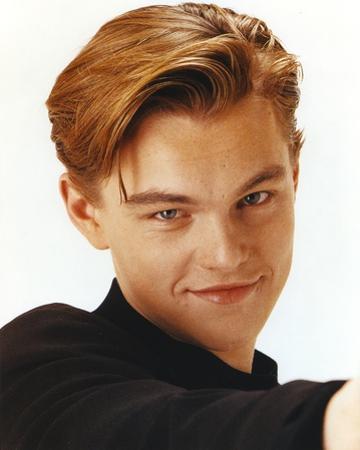Leonardo Dicaprio White Background Close Up Portrait by Movie Star News