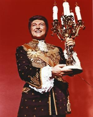 Liberace posed in Portrait by Movie Star News