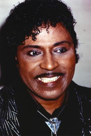 Little Richard smiling in Close Up Portrait by Movie Star News