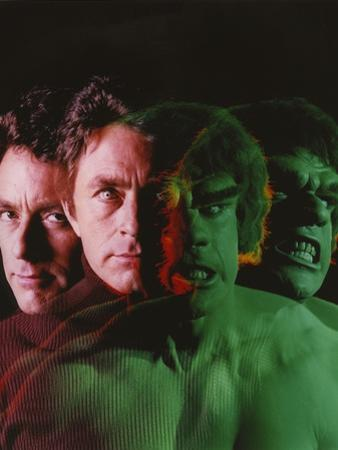 Lou Ferrigno as Incredible Hulk Portraits by Movie Star News