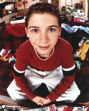 Malcolm In The Middle Posed in Sweater by Movie Star News