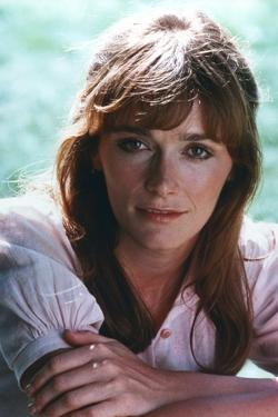 Margot Kidder Posed in Blouse with Arm's Cross by Movie Star News