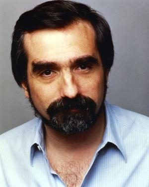 Martin Scorsese Close-up Portrait with Beard by Movie Star News