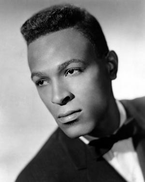 Marvin Gaye in a Suit by Movie Star News