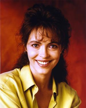 Mary Keller Close Up Portrait by Movie Star News