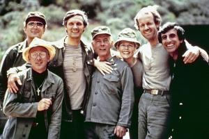 Mash Group Picture in Portrait by Movie Star News
