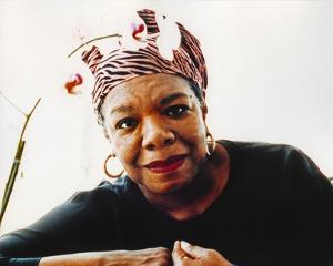 Maya Angelou # 1c - Photograph Hollywood Print by Movie Star News