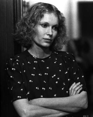 Mia Farrow Portrait in Classic by Movie Star News