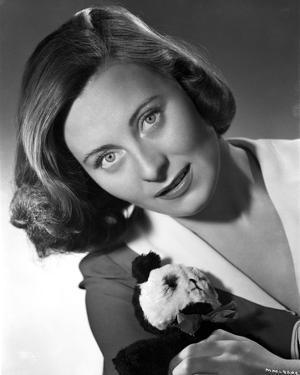 Michele Morgan Portrait by Movie Star News