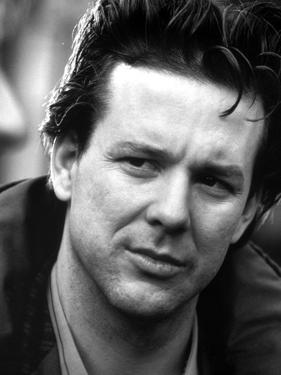 Mickey Rourke Close Up Portrait by Movie Star News