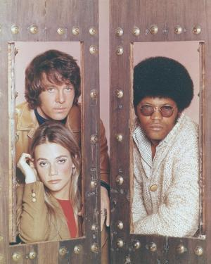 Mod Squad Posed in Group Picture by Movie Star News