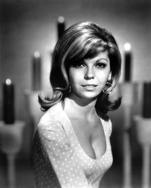 Nancy Sinatra Portrait in Classic by Movie Star News