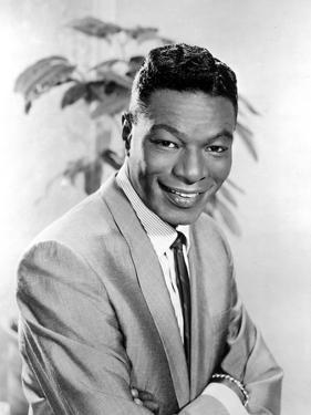 Nat Cole posed in Cross Arms by Movie Star News