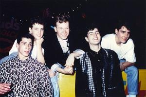 New Kids On The Block Cast Member Portrait by Movie Star News