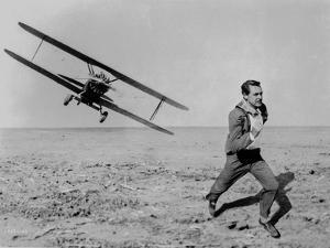 North By Northwest Running Scene in Classic by Movie Star News