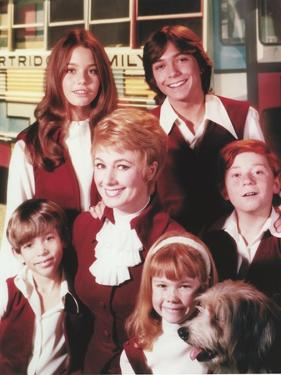 Partridge Family Portrait in School Uniform by Movie Star News