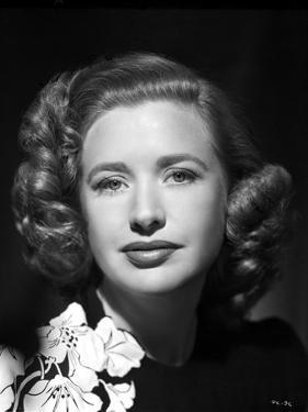 Priscilla Lane Close Up Portrait by Movie Star News