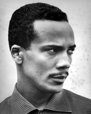 Quincy Jones Close Up Portrait by Movie Star News