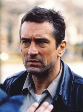 Robert Deniro in Black Leather Jacket Close Up Portrait by Movie Star News