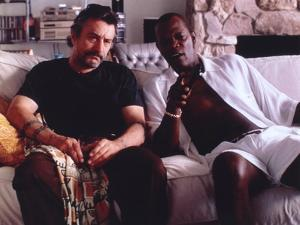 Robert Deniro Seated on Couch by Movie Star News