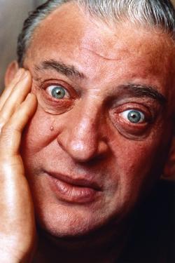 Rodney Dangerfield Close Up Portrait by Movie Star News