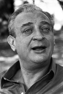 Rodney Dangerfield Close Up Portrait by Movie Star News